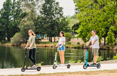 Macarthur eBikes eScooter Electric Scooter