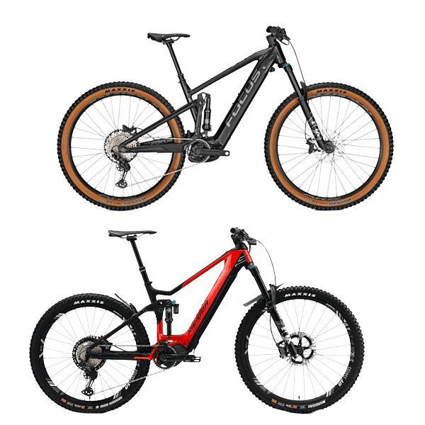 Macarthur eBikes Electric Mountain Bikes
