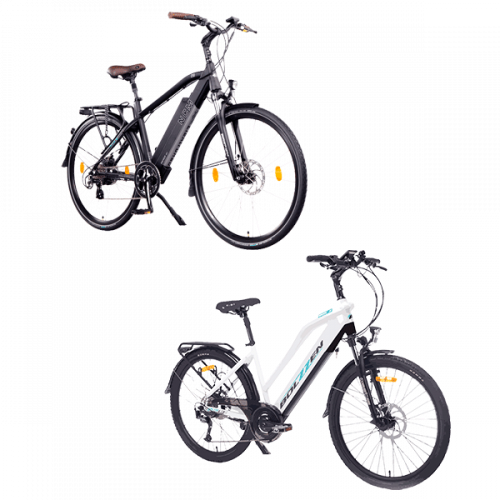 Macarthur eBikes Urban Electric Bikes